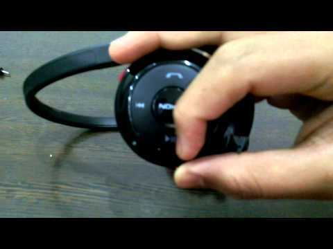 Unboxing review of Nokia BH 503 BUGET HEADFONES