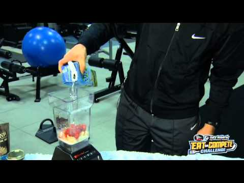 OMHA Gary Roberts Eat to Compete - Post Workout Shake