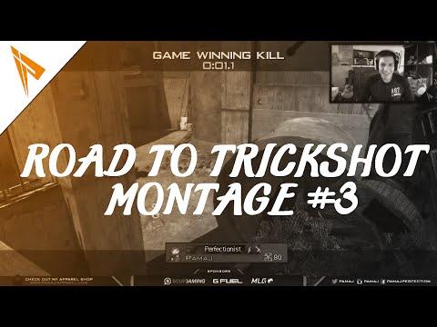 Pamaj - Road To Trickshot Montage #3