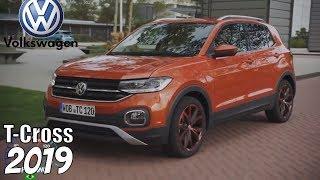 Novo Volkswagen T-Cross 2019: Detalhes, preços e motorização | Top Carros