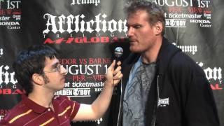 Josh Barnett talks Fedor, Anime and Ultimate Warrior