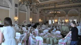 Special Event Rentals - Wedding Installation