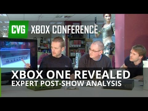 Xbox One Reveal Reaction Show - The Console, games, tech and online