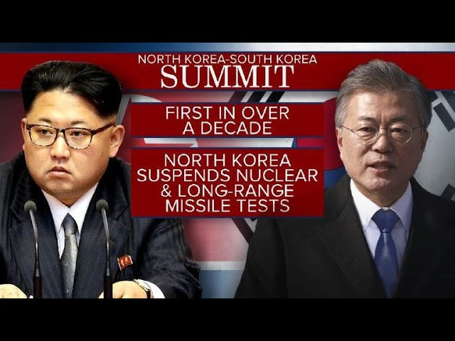 North and South Korea gear up for historic summit