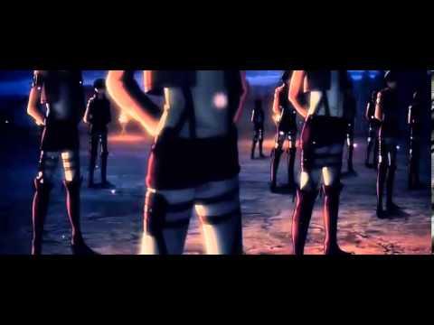 Shingeki No Kyojin Movie Trailer