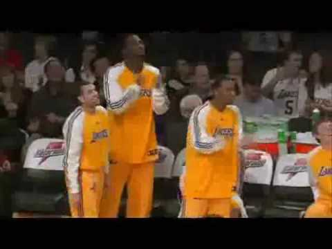 Andrew Bynum Mix - I Will Surpass Shaq Video