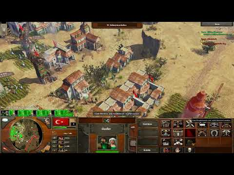Let's play Age of Empires III -Multiplayer- #3 (German)