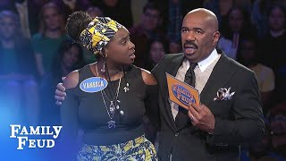 Can the Deharts do it AGAIN? | Family Feud