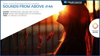 ♫ Best of Progressive House Sessions ♫ - Sounds from Above#44