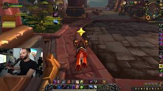 World of Warcraft Daily: 2018-10-20 Find Out the Best Time For a Vendetta