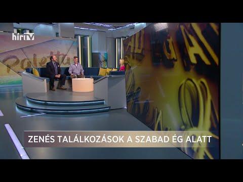 Paletta (2020-08-11) - HÍR TV