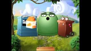 Gro Recycling Game App for Kids