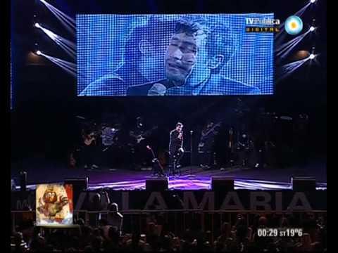 Festival Villa María 2013 - 3º Noche - Luciano Pereyra video