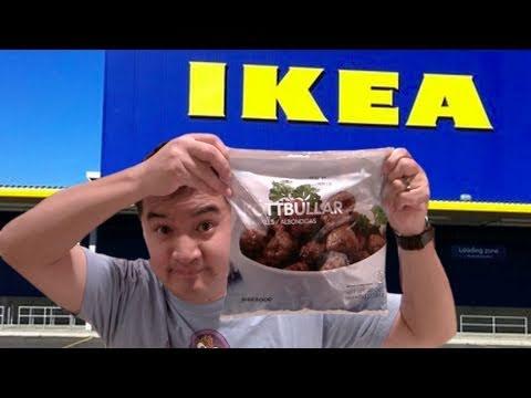 Video Review of IKEA Foods Frozen Swedish Meatballs (Kottbul