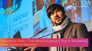 Volumetric Films – The Next Evolutionary Step in Storytelling | VR NOW Con & Awards 2017