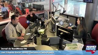 Jornal da BandNews FM - 17/07/2019