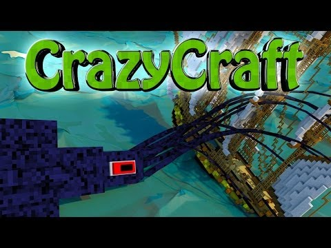 Minecraft | CrazyCraft - OreSpawn Modded Survival Ep 96 -