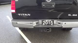 Lexus of Kelowna - 2015 Nissan Titan SL Video Walk Around