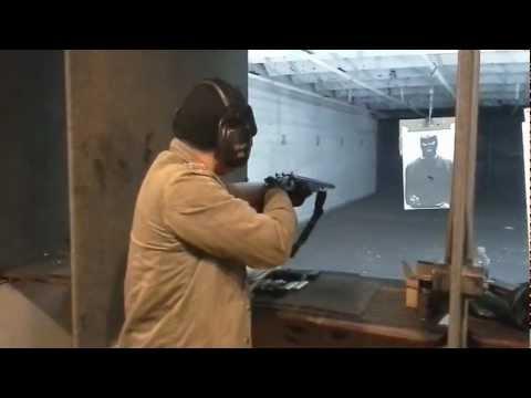 My First Shotgun - Double Barrel Coach Gun Fun