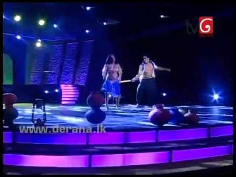 Menaka Maduwanthi Derana City of Dance The Ultimate Level