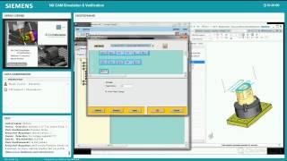 NX CAM | Narzędzia do tworzenia postprocesorów | Post Builder