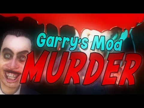 Garry's Mod Murder : BE$T K1LL3R EVUR! (Funny Moments!)