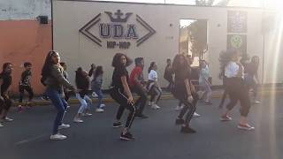 Con Calma Daddy Yankee Snow Urban Dance Academy