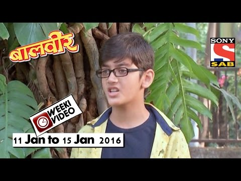 WeekiVideos | Baalveer | 11 Jan to 15 Jan 2016 thumbnail