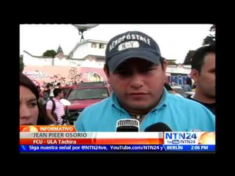 """""""Marcha de las ollas vacías"""": Opositores venezolanos manifiestan su descontento Nicolás Maduro"""