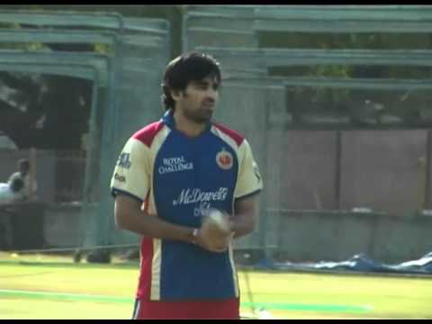 Zaheer Khan Changes His Bowling Style