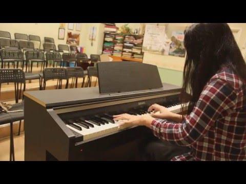 Rammstein   Rosenrot piano cover