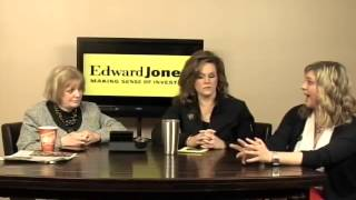 My Meeting with an Edward Jones Rep | Kelly D. O'Connor