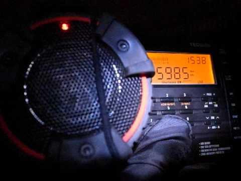 5985kHz VOA Special English on Myanmar Radio etc (14:57UTC, Nov 11, 2015)