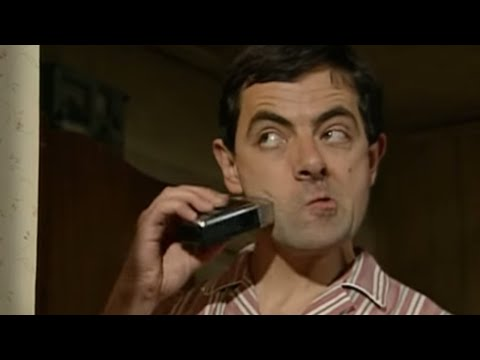 Mr Bean - Getting up late for the dentist -- Mr Bean - Zu spät aufgestanden für den Zahnarzt