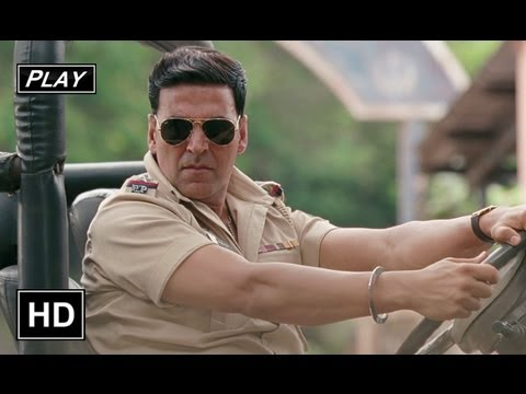 Khiladi Akshay Kumar is back in action - Khiladi 786