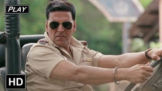 Khiladi 786 - Bahattar Singh Knocks Down The Smugglers - Khiladi 786