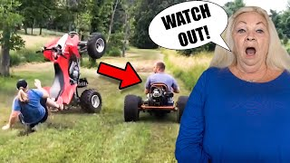 WHAT COULD GO WRONG? Craziest FAILS Compilation
