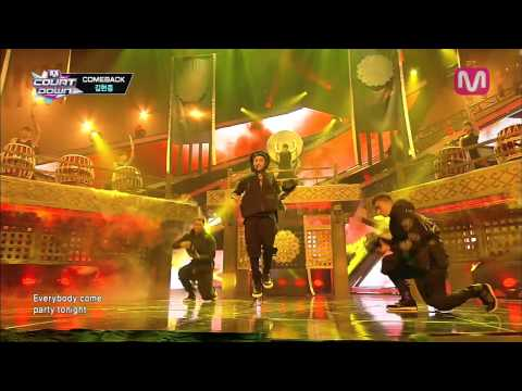 김현중 unbreakable (unbreakable By Kim Hyun Joongm Countdown 2013.8.1) video