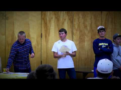 LHS Baseball post-season banquet 5-28-2015