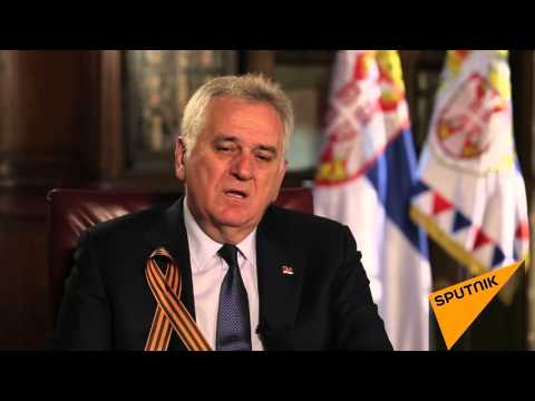 Intervju (prvi deo): Tomislav Nikolić - Parada pobede | 08.05.2016.