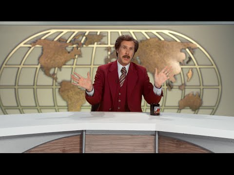 What kind of crab is a cancer? Ron Burgundy wants to know!