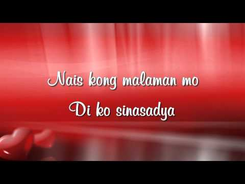 Fixing A Broken Heart (Tagalog Version)-Di Ko Sinasadya with Lyrics ღ ♫ ♫ ♫ ღ