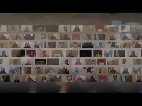 Virtual Choir: Don't Laugh at Me