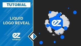 How To Create A Liquid Logo Animation In After Effects Tutorial