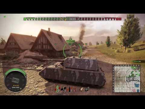 World of Tanks E 100/Maus [Deutsch/Gameplay] (PS4)