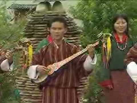 Bhutanese Songs  Remix video
