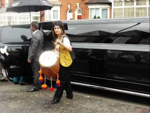 Girl with the biggest Dhol and Balls - RANI TAJ