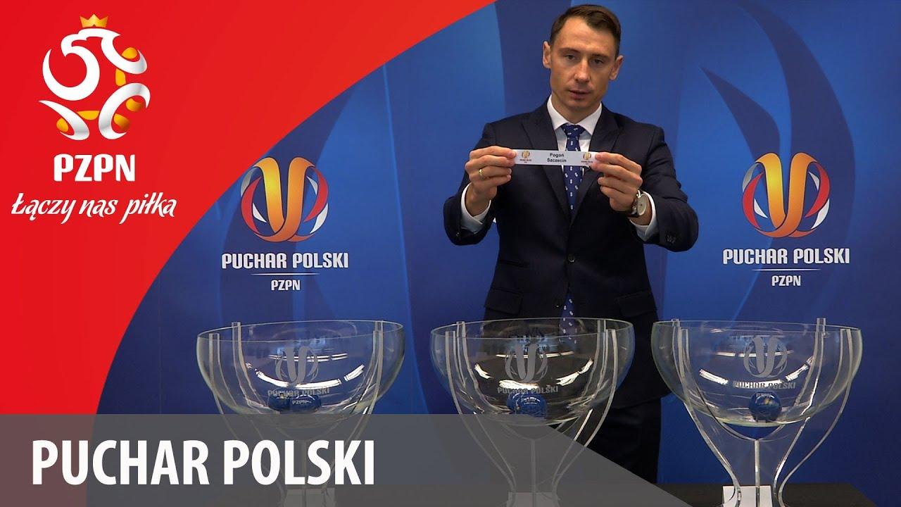 Puchar Polski: Losowanie gospodarzy 1/8 finału