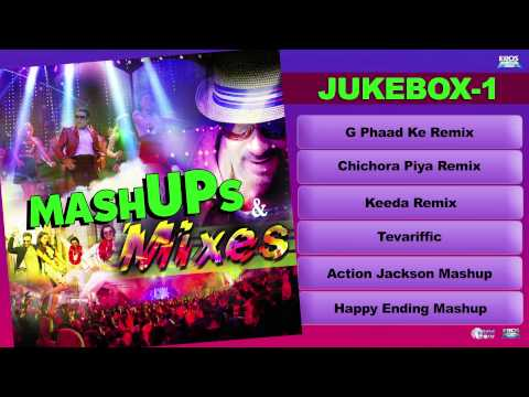 Mashups & Mixes - Jukebox 1