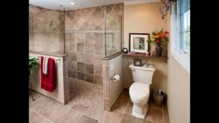 (3.47 MB) Bathroom design doorless shower Mp3